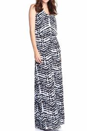 Tart Collections Navy Maxi Dress - Product Mini Image