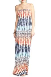 Tart Collections Rainbow Python Maxi Dress - Product Mini Image