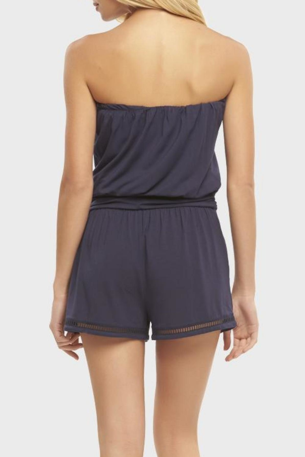 Tart Collections Raja Romper - Back Cropped Image