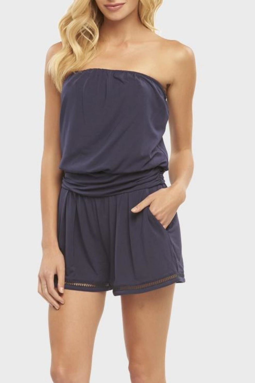 Tart Collections Raja Romper - Side Cropped Image