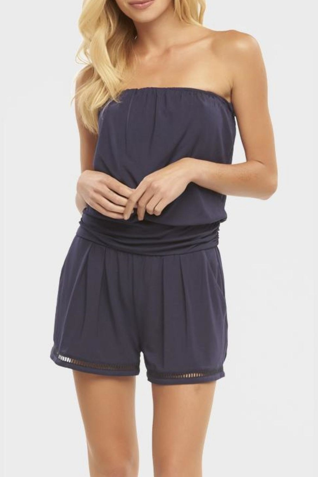 Tart Collections Raja Romper - Front Cropped Image
