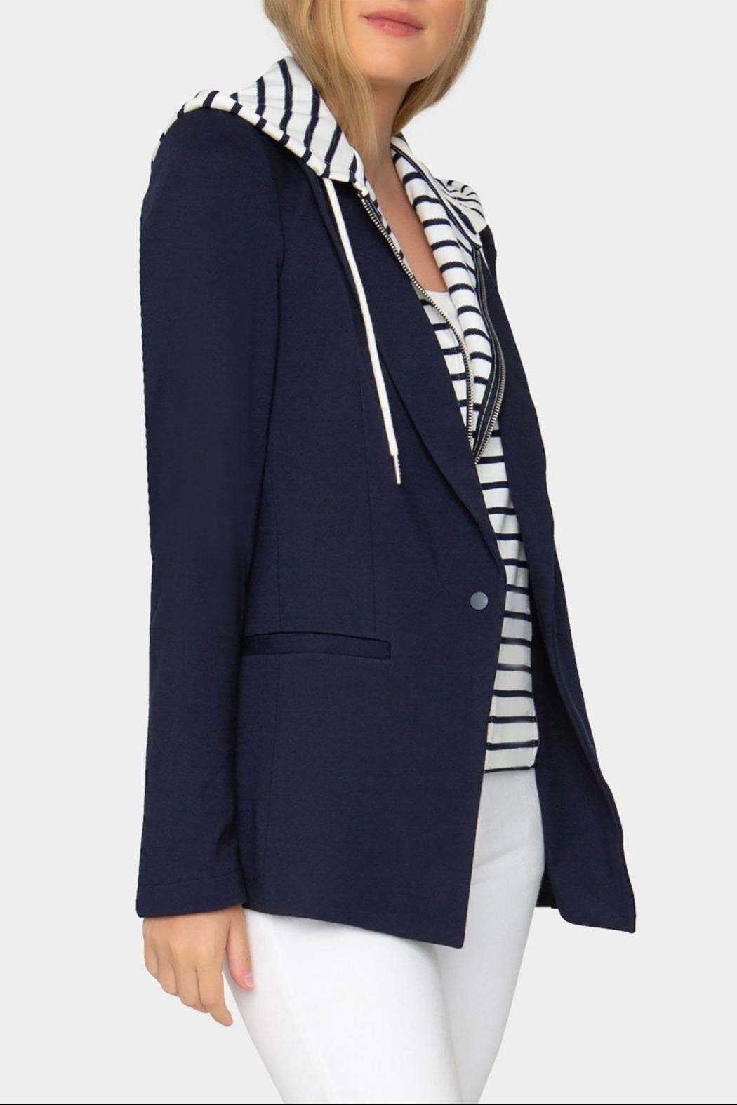 Tart Collections Savi Dickey Jacket - Side Cropped Image