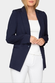 Tart Collections Savi Dickey Jacket - Back cropped