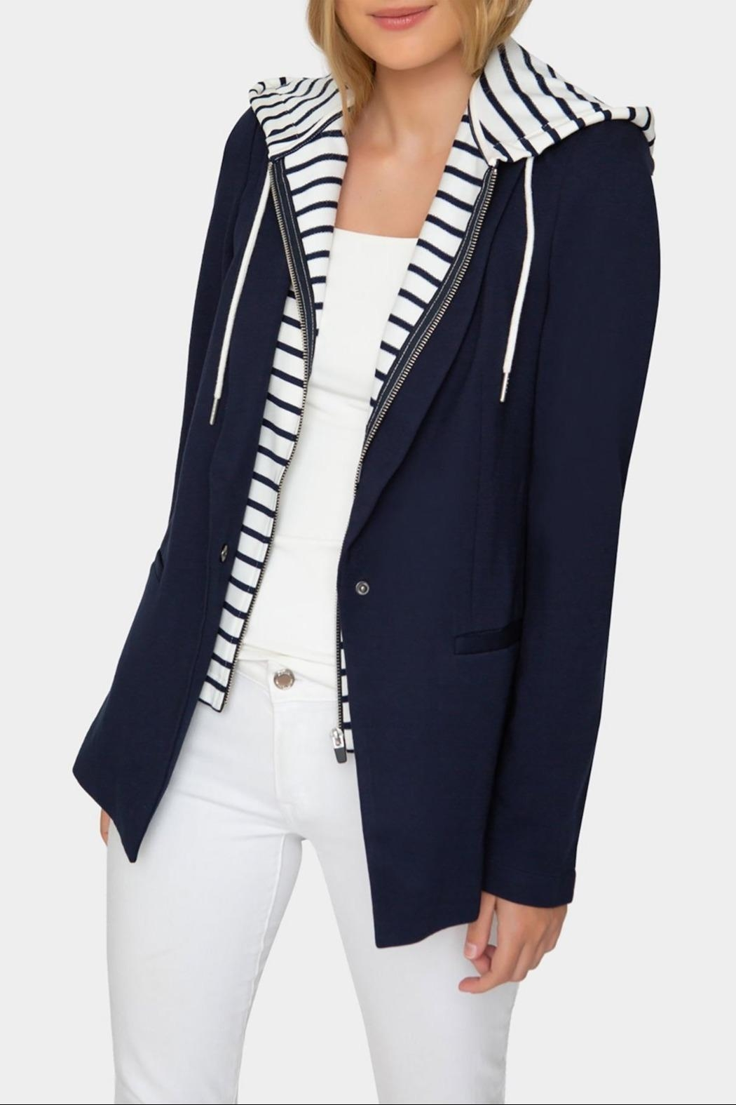 Tart Collections Savi Dickey Jacket - Front Full Image