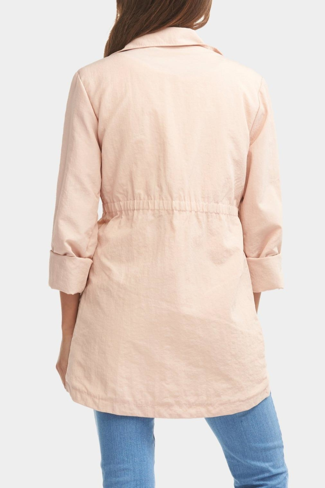 Tart Collections Sherpa Lined Anorak - Side Cropped Image