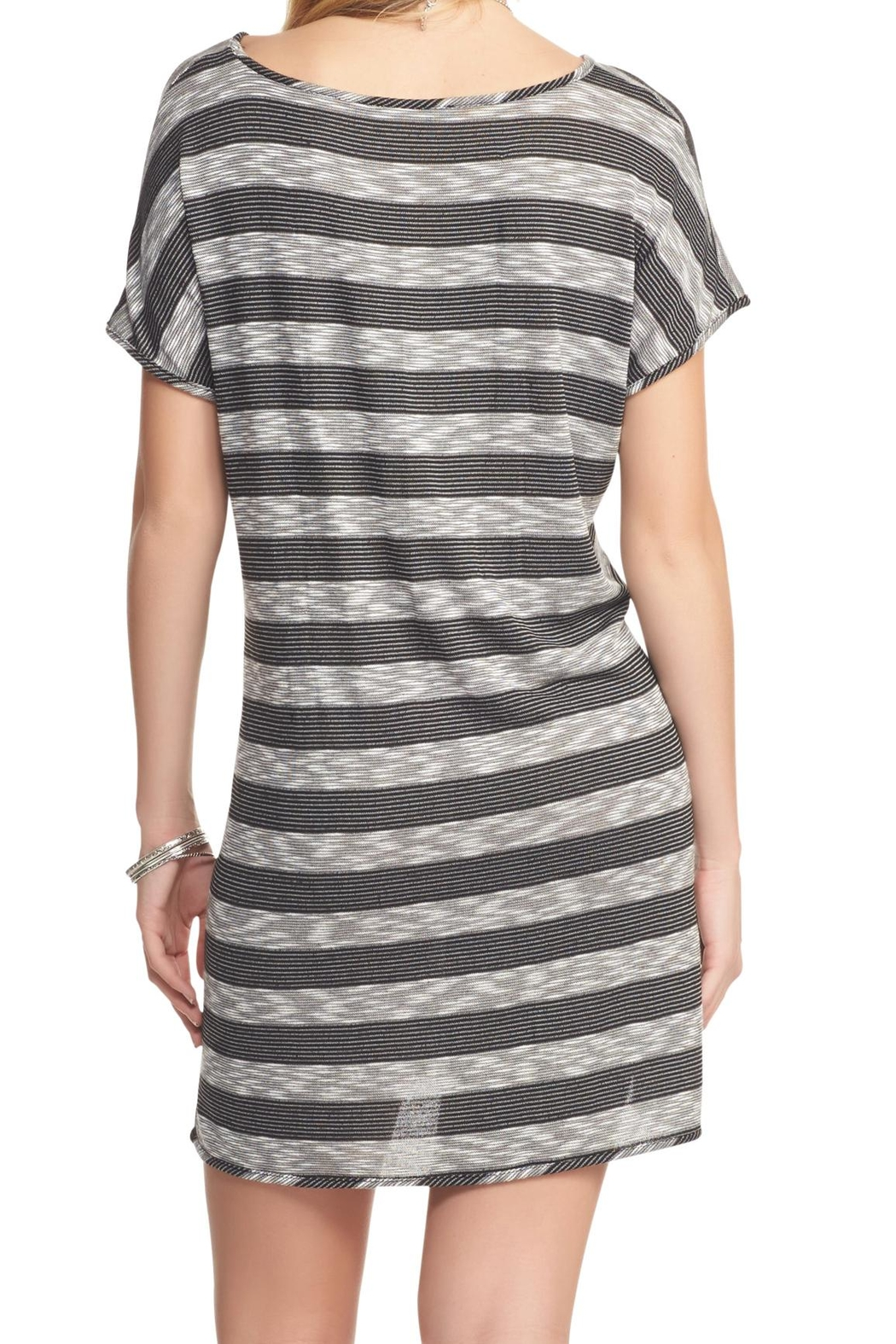 Tart Collections Stripe Dress - Front Full Image