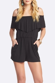 Tart Collections Off Shoulder Romper - Product Mini Image