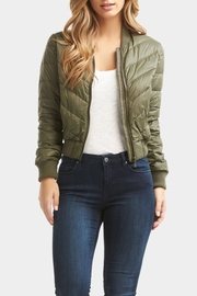 Tart Collections Tart Bomber Jacket - Front cropped