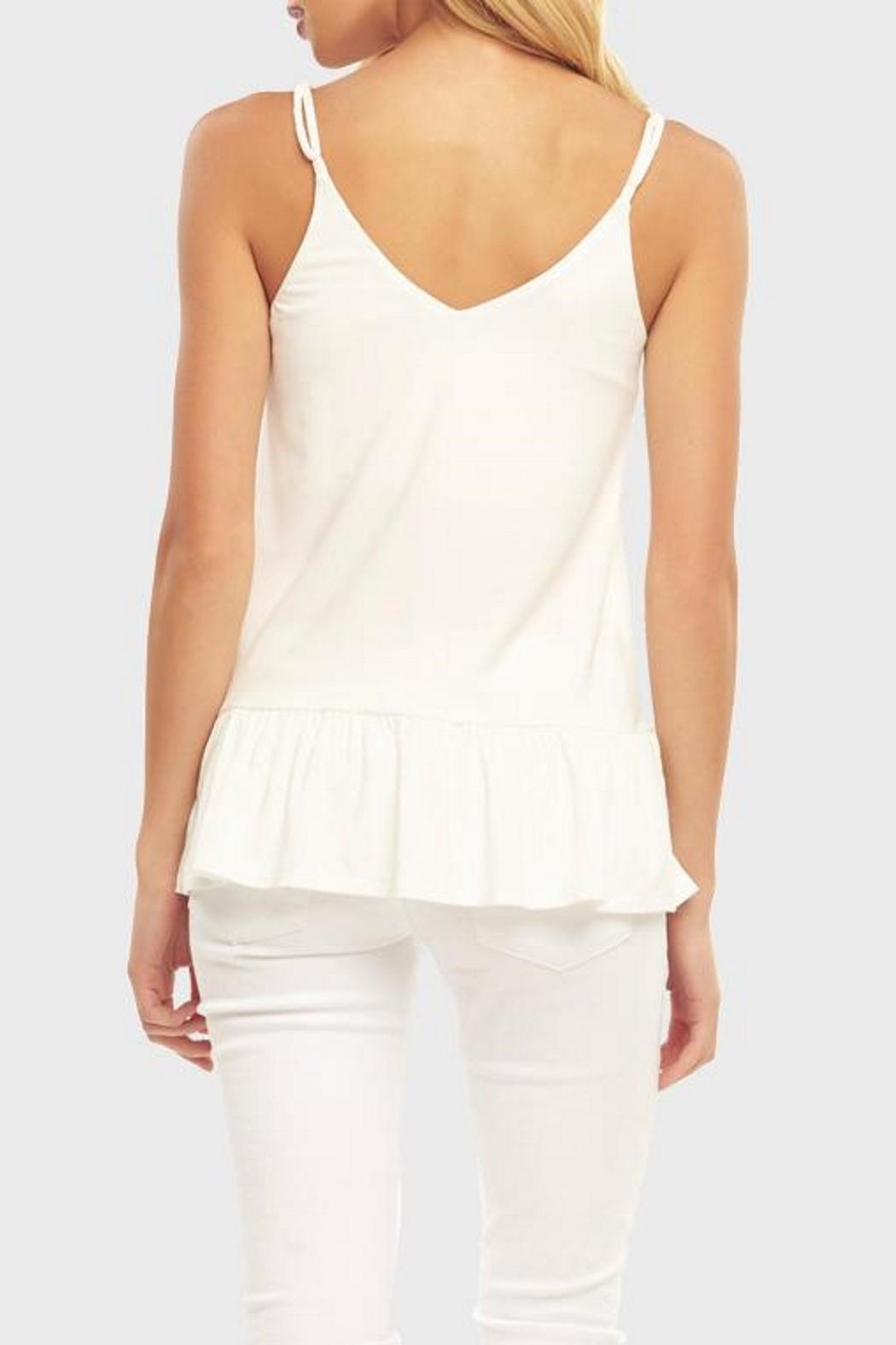 Tart Collections Theia Top - Back Cropped Image