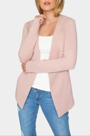 Tart Collections Violette Blazer - Product Mini Image