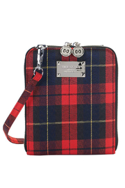 Coco+Carmen Tartan Cross-body organizer - Product Mini Image