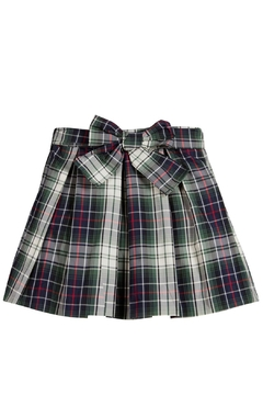 Shoptiques Product: Tartan Taffeta Skirt.