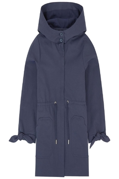 Tartine et Chocolat Girls Lightweight Parka - Alternate List Image