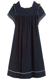 Tartine et Chocolat Midnight Blue Dress - Side cropped