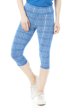 Tasc Performance Print Bamboo Crop Pant - Product List Image
