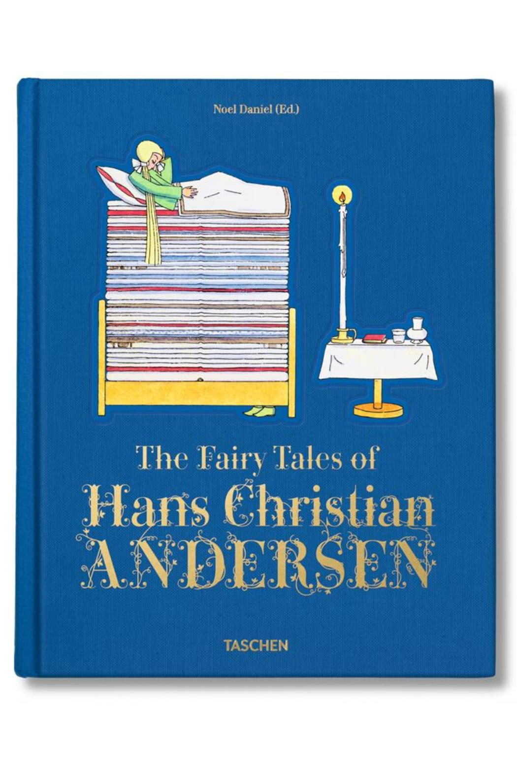 Taschen Fairy Tales - Front Cropped Image