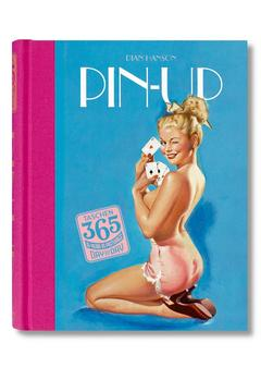 Shoptiques Product: Pin-Up 365 Book