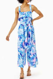 Lilly Pulitzer Tasely Jumpsuit - Product Mini Image