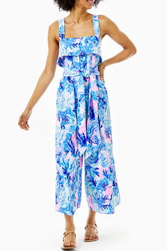 Lilly Pulitzer Tasely Jumpsuit - Product List Image