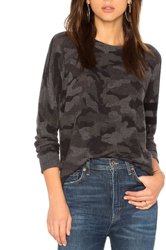 Shoptiques Product: Tasha Camo Sweater