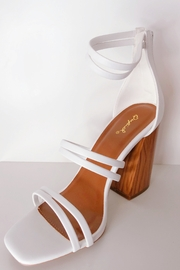 Qupid Tasha Heels - Product Mini Image
