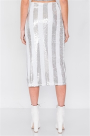 etophe studios Electric Sequin Skirt - Side cropped