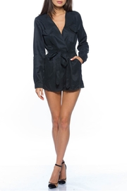 essue Meet Up Romper - Front cropped