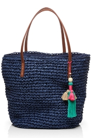 Chloe & Isabel Tassel Beach Tote - Product Mini Image