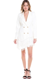 Blithe  Tassel Blazer Dress - Product Mini Image