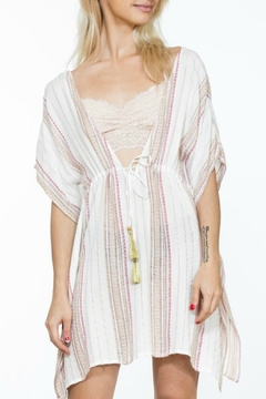 Shoptiques Product: Tassel Detail Coverup
