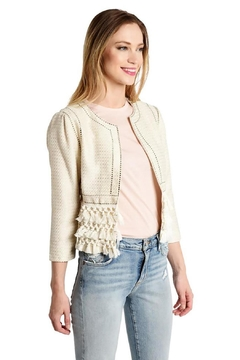 Cupcakes and Cashmere Tassel Knit Jacket - Alternate List Image