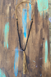 Kindred Mercantile  Tassel & Shine beads - Product Mini Image