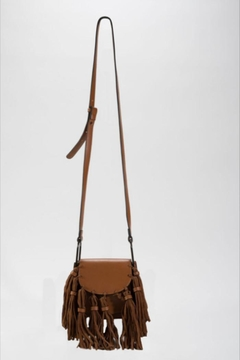 Shoptiques Product: Tassels Saddlebag