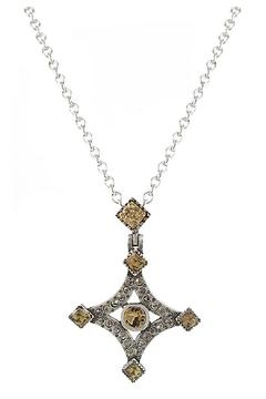 Tat2 Silver Cross Necklace - Product List Image