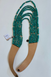MARE SOLE AMORE TATA NECKLACE - Front full body