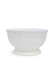 The Birds Nest TATER SALAD BOWL - Front cropped