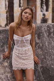 FOR LOVE & LEMONS Tati Lace Mini - Product Mini Image