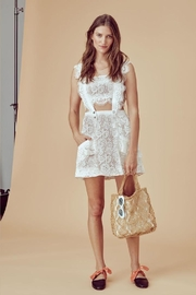 FOR LOVE & LEMONS Tati Pinafore Lace-Dress - Product Mini Image