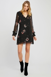 Gentle Fawn Tatiana Dress Black - Product Mini Image