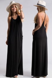 R+D  Gabby T Back Maxi - Front cropped
