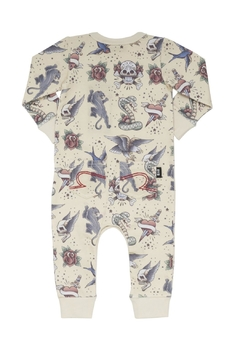 Rock Your Baby Tattoo You Playsuit - Alternate List Image