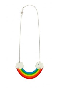 Tatty Devine Rainbow Necklace - Product List Image