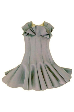 Shoptiques Product: Taupe Lily Dress