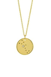 Wild Lilies Jewelry  Taurus Constellation Necklace - Product Mini Image