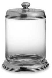 The Birds Nest TAVOLA GLASS CANISTER - LARGE - Product Mini Image