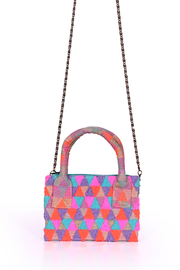 America & Beyond Tawny Mini Bag - Front cropped
