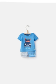 Joules Taxi Crab Set - Front cropped