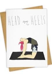 Tay Ham Head Over Heels Card - Product Mini Image