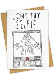 Tay Ham Love Thy Selfie - Product Mini Image