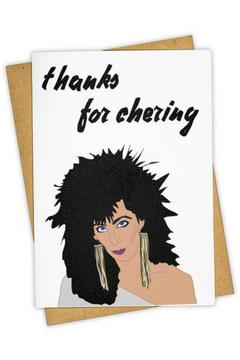 Shoptiques Product: Thank You Card